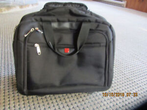 Laptop Tracker brand Rolling Bag Holds up to 17.5 Laptop