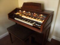 Viscount Electronic Organ