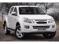 White Isuzu D-Max Yukon for sale