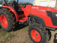 Kubota MX Series Tractors Brandon Brandon Area Preview