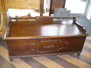 Antique Cedar Chest At Round About Treasures 12218 Riverside E
