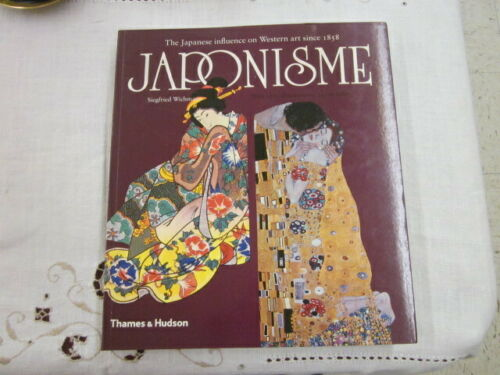 "Book, ""Japonisme"" by Siegfried Wichmann."
