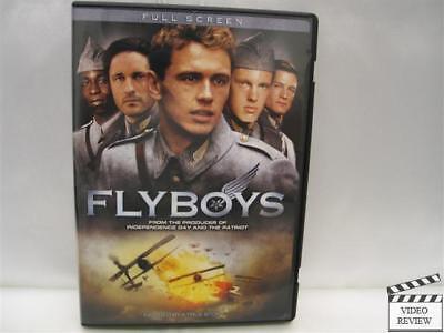 Flyboys   Dvd   Fullscreen   James Franco