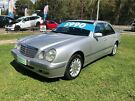 2001 Mercedes-Benz E200K W210 Classic Silver 5 Speed Sequential Auto Sedan Clontarf Redcliffe Area image 2