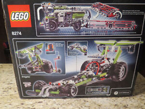 Lego Technic 8274 Combine Harvester -new in sealed box Strathcona County Edmonton Area image 3