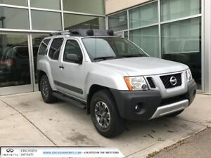 2014 Nissan Xterra NAV/HEATED SEATS/BACK UP MONITOR/LEATHER INTE