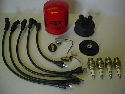 Tune Up Maintenance Kit Ih Farmall A B Bn Super C 100 130 140 200 230 Tractor