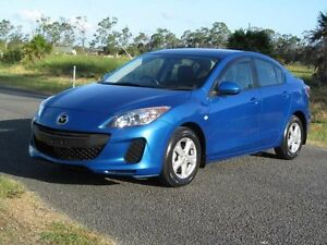 2012 Mazda 3 BL10F2 Neo Activematic Blue Pearl 5 Speed Sports Automatic Sedan Stapylton Gold Coast North Preview