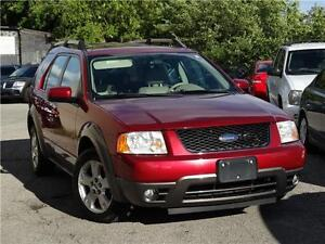 2006 Ford Freestyle SEL 6 seats