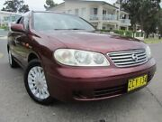2004 Nissan Pulsar N16 ST-L 5 Speed Manual Sedan Croydon Burwood Area Preview