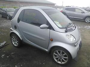 2006 Smart Fortwo parts