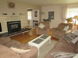 White Rock, Furnished home, Ocean view