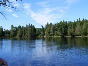 Waterfront Lot on Madawaska River