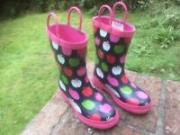 Hately Kids' Wellies size 12