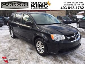 2013 Dodge Grand Caravan SXT | DVD | BACK UP CAM | STOW N GO |