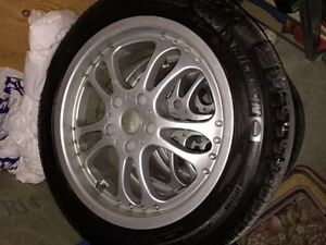 Mint Condition Michelin Tires (comes with rims)