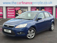 Ford Focus 1.6TDCi 2008 MY Style *** GOOD/BAD CREDIT CAR FINANCE * FROM £23 P/W