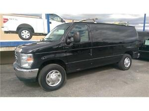 FORD E250 *LOW KMS, RACKS/STORAGE*