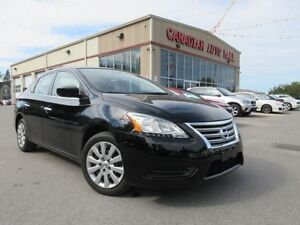 2013 Nissan Sentra 1.8S, AUTO, A/C, BT, LOADED, 25K!