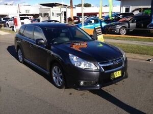 2013 Subaru Liberty MY13 2.5I Grey Continuous Variable Wagon Sutherland Sutherland Area Preview