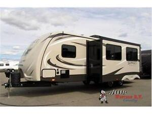 THE SUNSET TRAIL 270 BH AMAZING FEATURES AND DETAILS!!