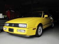 Immaculate vw 2 dr. Coupe CORRADO