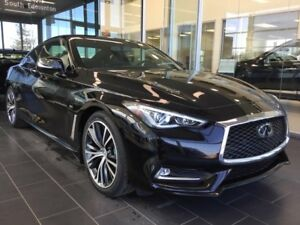2018 Infiniti Q60 3.0t LUXE W/ PRO-ACTIVE PACKAGE