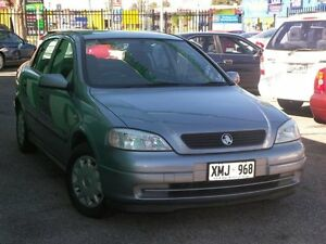 2003 Holden Astra TS MY03 City Manual Sedan Nailsworth Prospect Area Preview