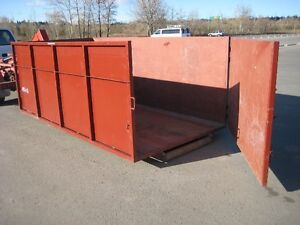 $299-DUMPSTER and DISPOSAL BINS. 1 convenient price.We Recycle!! Calgary Alberta image 1