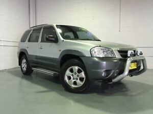 2002 Mazda Tribute Classic Silver 4 Speed Automatic 4x4 Wagon Windsor Hawkesbury Area Preview