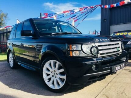 2007 Land Rover Range Rover MY07 Sport 3.6 TDV8 6 Speed Auto Sequential Wagon