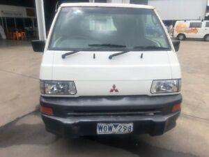 Mitsubishi Express 2 Berth Campervan Ex Rental Hendra Brisbane North East Preview