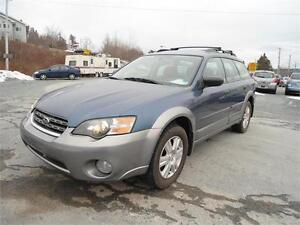 OUTBACK, AWD, LOW MILEAGE, NEW MVI UPON SALE!WARRANTY!///