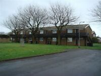 1 bedroom unfurnished flat, Woodlands Road, Ashington. NO Bond, available immediately. DSS accepted