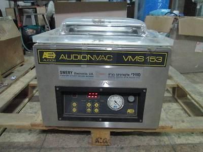 Ae Audion Electro Audionvac Vms-153 Vms153hg-2 Vacuum Chamber