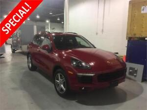 2016 Porsche Cayenne - V3305 - No Payments For 6 Months**