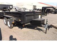 5 TON CARRY-ON DUMP TRAILER