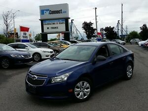 2013 Chevrolet Cruze ONLY $19 DOWN $41/WKLY!!