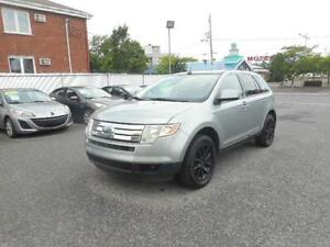 FORD EDGE SEL AWD 2007 ( TOIT PANORAMIQUE, CRUISE CONTROL )