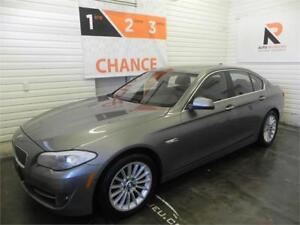 2013 BMW 5 Series 535i xDrive AWD, Toit ouvrant, Caméra 360, GPS