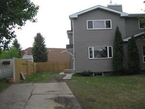 West Edmonton Half Duplex