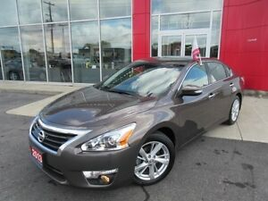 2013 NISSAN ALTIMA 2.5 SL TECH PKG NAVI BOSE 360 CAMERA LEATHER