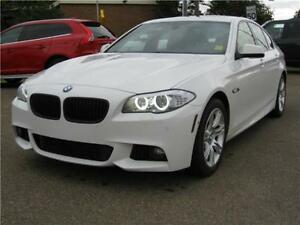 2013 BMW 528 AWD/NAV/LTHR/ROOF **EASY FINANCING**
