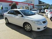 2008 Toyota Corolla ZRE152R Ascent White 4 Speed Automatic Sedan Geebung Brisbane North East Preview