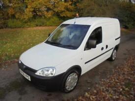 Vauxhall Combo 1.3 CDTi 16v 2000 58 REG 61K DIRECT BT