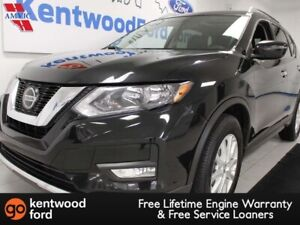 2018 Nissan Rogue SV AWD, sunroof, power seats, back up cam, pus