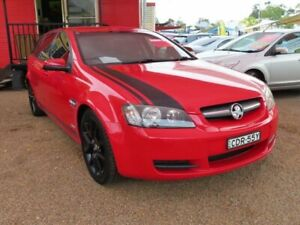 2009 Holden Commodore VE MY10 Omega Sportwagon Red 6 Speed Sports Automatic Wagon Minchinbury Blacktown Area Preview