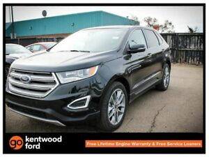 2017 Ford Edge SEL touring pkg 300A 2.0L ecoboost AWD, NAV, pano