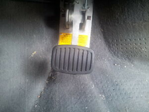 additional safety brake pedal