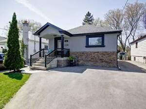 Incredible Renovated 3 Bdrm Bungalow In Family Friendly Toronto!